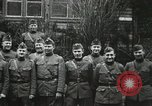 Image of United States officers France, 1918, second 15 stock footage video 65675021961