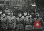 Image of United States officers France, 1918, second 16 stock footage video 65675021961