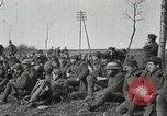 Image of United States officers France, 1918, second 34 stock footage video 65675021961