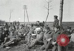 Image of United States officers France, 1918, second 36 stock footage video 65675021961