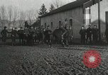 Image of United States troops rodeo France, 1918, second 25 stock footage video 65675021964