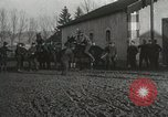 Image of United States troops rodeo France, 1918, second 26 stock footage video 65675021964