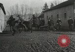 Image of United States troops rodeo France, 1918, second 32 stock footage video 65675021964