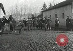 Image of United States troops rodeo France, 1918, second 33 stock footage video 65675021964