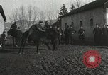 Image of United States troops rodeo France, 1918, second 34 stock footage video 65675021964