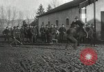 Image of United States troops rodeo France, 1918, second 36 stock footage video 65675021964