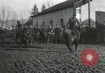 Image of United States troops rodeo France, 1918, second 37 stock footage video 65675021964