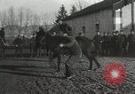 Image of United States troops rodeo France, 1918, second 38 stock footage video 65675021964