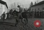 Image of United States troops rodeo France, 1918, second 41 stock footage video 65675021964