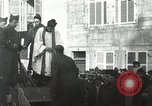 Image of Baptism rite France, 1918, second 2 stock footage video 65675021970