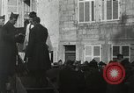 Image of Baptism rite France, 1918, second 6 stock footage video 65675021970