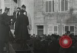 Image of Baptism rite France, 1918, second 21 stock footage video 65675021970