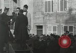 Image of Baptism rite France, 1918, second 23 stock footage video 65675021970