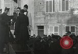Image of Baptism rite France, 1918, second 25 stock footage video 65675021970