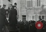Image of Baptism rite France, 1918, second 26 stock footage video 65675021970