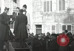 Image of Baptism rite France, 1918, second 31 stock footage video 65675021970