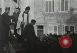 Image of Baptism rite France, 1918, second 35 stock footage video 65675021970