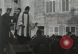 Image of Baptism rite France, 1918, second 38 stock footage video 65675021970
