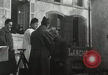 Image of Baptism rite France, 1918, second 53 stock footage video 65675021970