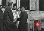 Image of Baptism rite France, 1918, second 59 stock footage video 65675021970