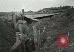 Image of United States Army soldiers France, 1918, second 61 stock footage video 65675021971