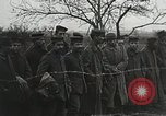 Image of German prisoners of war France, 1918, second 39 stock footage video 65675021977
