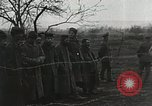 Image of German prisoners of war France, 1918, second 47 stock footage video 65675021977