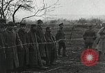 Image of German prisoners of war France, 1918, second 49 stock footage video 65675021977