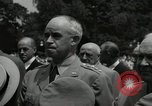 Image of Pershing's funeral Washington DC USA, 1948, second 16 stock footage video 65675021980