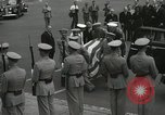 Image of Pershing's funeral Washington DC USA, 1948, second 54 stock footage video 65675021980