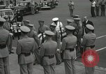 Image of Pershing's funeral Washington DC USA, 1948, second 59 stock footage video 65675021980