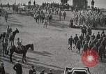Image of American Unknown Soldier honored in France and transported to America France, 1921, second 15 stock footage video 65675021987