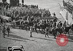 Image of American Unknown Soldier honored in France and transported to America France, 1921, second 28 stock footage video 65675021987