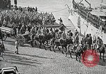 Image of American Unknown Soldier honored in France and transported to America France, 1921, second 29 stock footage video 65675021987
