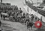Image of American Unknown Soldier honored in France and transported to America France, 1921, second 31 stock footage video 65675021987