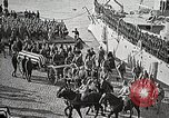 Image of American Unknown Soldier honored in France and transported to America France, 1921, second 33 stock footage video 65675021987