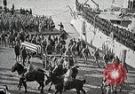 Image of American Unknown Soldier honored in France and transported to America France, 1921, second 35 stock footage video 65675021987