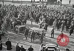 Image of American Unknown Soldier honored in France and transported to America France, 1921, second 41 stock footage video 65675021987