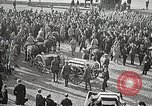 Image of American Unknown Soldier honored in France and transported to America France, 1921, second 42 stock footage video 65675021987