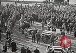 Image of American Unknown Soldier honored in France and transported to America France, 1921, second 44 stock footage video 65675021987