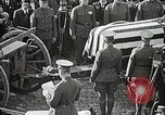 Image of American Unknown Soldier honored in France and transported to America France, 1921, second 50 stock footage video 65675021987