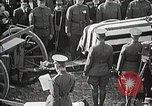 Image of American Unknown Soldier honored in France and transported to America France, 1921, second 52 stock footage video 65675021987