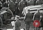 Image of American Unknown Soldier honored in France and transported to America France, 1921, second 53 stock footage video 65675021987