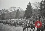 Image of Unknown Soldier of World War 1 arrives at Arlington National Cemetery Arlington Virginia USA, 1921, second 14 stock footage video 65675021989