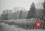 Image of Unknown Soldier of World War 1 arrives at Arlington National Cemetery Arlington Virginia USA, 1921, second 18 stock footage video 65675021989