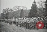 Image of Unknown Soldier of World War 1 arrives at Arlington National Cemetery Arlington Virginia USA, 1921, second 19 stock footage video 65675021989