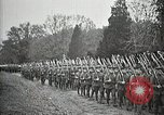 Image of Unknown Soldier of World War 1 arrives at Arlington National Cemetery Arlington Virginia USA, 1921, second 24 stock footage video 65675021989