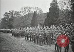 Image of Unknown Soldier of World War 1 arrives at Arlington National Cemetery Arlington Virginia USA, 1921, second 29 stock footage video 65675021989