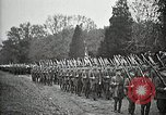 Image of Unknown Soldier of World War 1 arrives at Arlington National Cemetery Arlington Virginia USA, 1921, second 34 stock footage video 65675021989