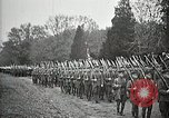 Image of Unknown Soldier of World War 1 arrives at Arlington National Cemetery Arlington Virginia USA, 1921, second 35 stock footage video 65675021989